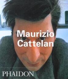 Maurizio Cattelan. Ediz. inglese - copertina