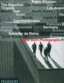 René Burri Photographs - copertina
