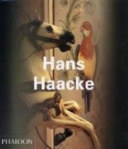 Libro Hans Haacke. Ediz. inglese Walter Grasskamp , Molly Nesbit , Jon Bird