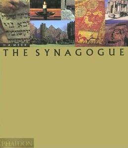 The synagogue - Harold A. Meek - copertina