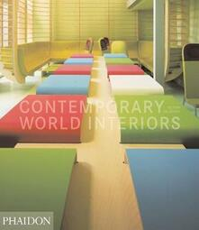 Contemporary world interiors - Susan Yelovich - copertina