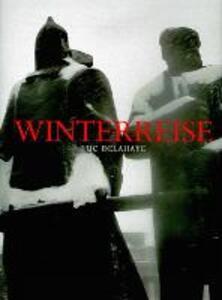 Winterreise. Ediz. inglese - Luc Delahaye - copertina