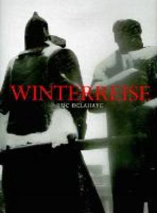 Libro Winterreise. Ediz. inglese Luc Delahaye
