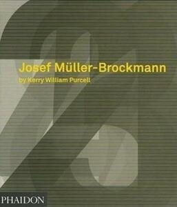 Josef Müller-Brockmann - Kerry W. Purcell - copertina