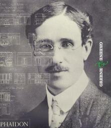 Greene & Greene - Edward R. Bosley - copertina
