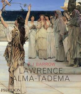 Libro Lawrence Alma Tadema Rosemary J. Barrow