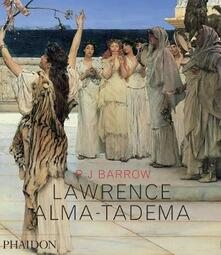 Lawrence Alma Tadema - Rosemary J. Barrow - copertina