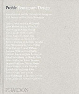 Profile. Pentagram design - copertina