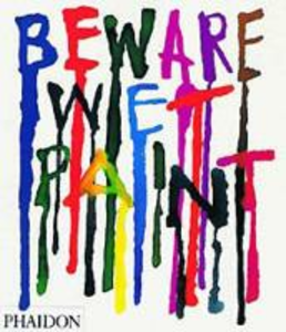Libro Beware Wet Paint Alan Fletcher