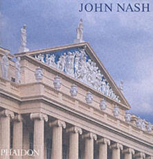 John Nash. Ediz. inglese - Michael Mansbridge - copertina