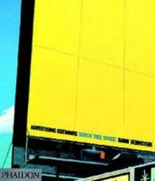 Advertising outdoors. Watch this space! - David Bernstein - copertina