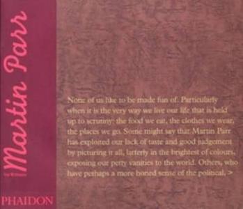 Libro Martin Parr Martin Parr , Val Williams