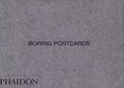 Libro Boring postcards