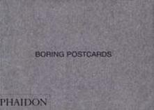 Boring postcards - copertina