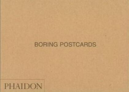 Boring postcards Usa - copertina