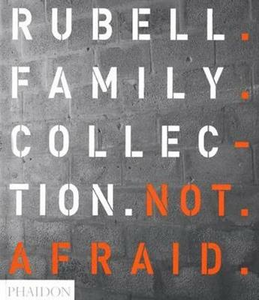 Libro Not afraid. Rubell family collection Mark Coetzee