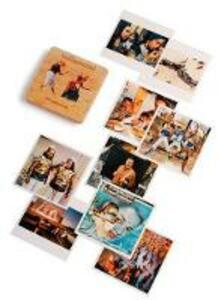 Jonathan Torgovnik; Bollywood Dreams Postcards - cover
