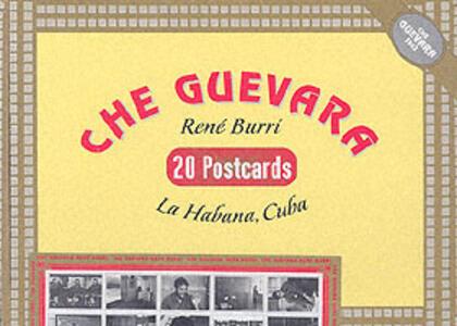 Rene Burri; Che Guevara Postcards - cover