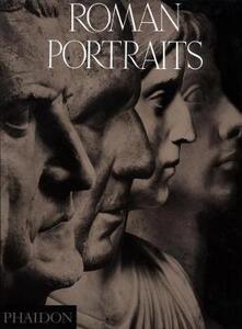 Roman portraits - Ludwig Goldscheider,Ilse Schneider-Lengyel - copertina