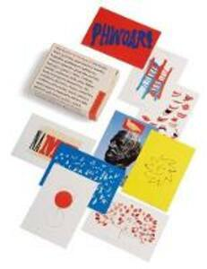 Alan Fletcher; 100 Maverick Postcards - Alan Fletcher - cover