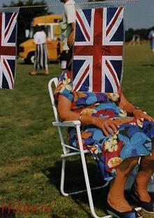 Think of England - Martin Parr - copertina