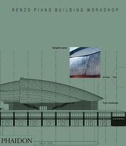 Libro Renzo Piano Building Workshop. Vol. 5 Peter Buchanan