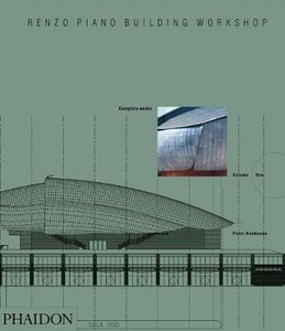 Libro Renzo Piano Building Workshop. Vol. 5 Peter Buchanan