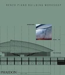 Renzo Piano Building Workshop. Vol. 5 - Peter Buchanan - copertina