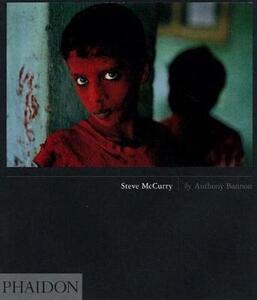 Steve McCurry. Ediz. inglese - Anthony Bannon - copertina