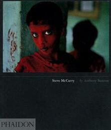 Steve McCurry. Ediz. inglese - Anthony Bannon - copertina