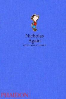 Nicholas again - René Goscinny,Jean-Jacques Sempé - copertina