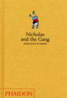 Nicholas and the Gang - René Goscinny,Jean-Jacques Sempé - copertina