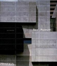 New museums - Raul A. Barreneche - copertina