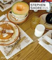 American surfaces. Ediz. illustrata - Stephen Shore - copertina