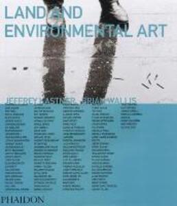 Land and environmental art - copertina