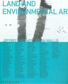 Land and environmental art - copertina