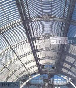 The glasshouse - John Hix - copertina