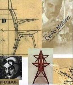 Libro I mobili di Carlo Mollino. Ediz. inglese Fulvio Ferrari , Napoleone Ferrari
