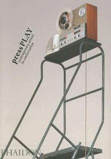 PressPLAY. Contemporary artists in conversation - copertina