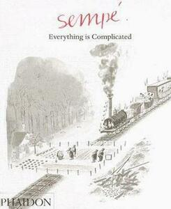 Everything is complicated - Jean-Jacques Sempé - copertina