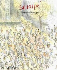Mixed messages - Jean-Jacques Sempé - copertina
