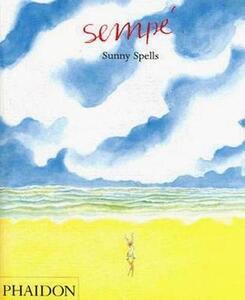 Sunny spells - Jean-Jacques Sempé - copertina