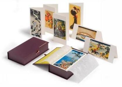 Hokusai Greeting Cards - Hokusai - cover