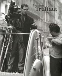 François Truffaut at work - Carole Le Berre - copertina