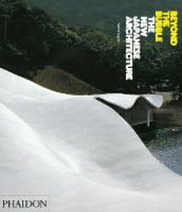 Libro Beyond the bubble. The new japanese architecture Botond Bognar