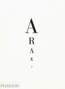 Nobuyoshi Araki. Self, life, death. Ediz. numerata - copertina