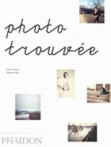 Photo trouvée. Ediz. francese e inglese - copertina