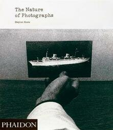 The nature of photographs - Stephen Shore - copertina