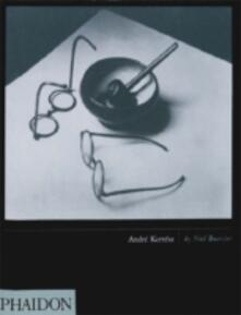 André Kertész - Noël Bourcier - copertina