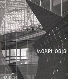 Morphosis - Thom Mayne - copertina